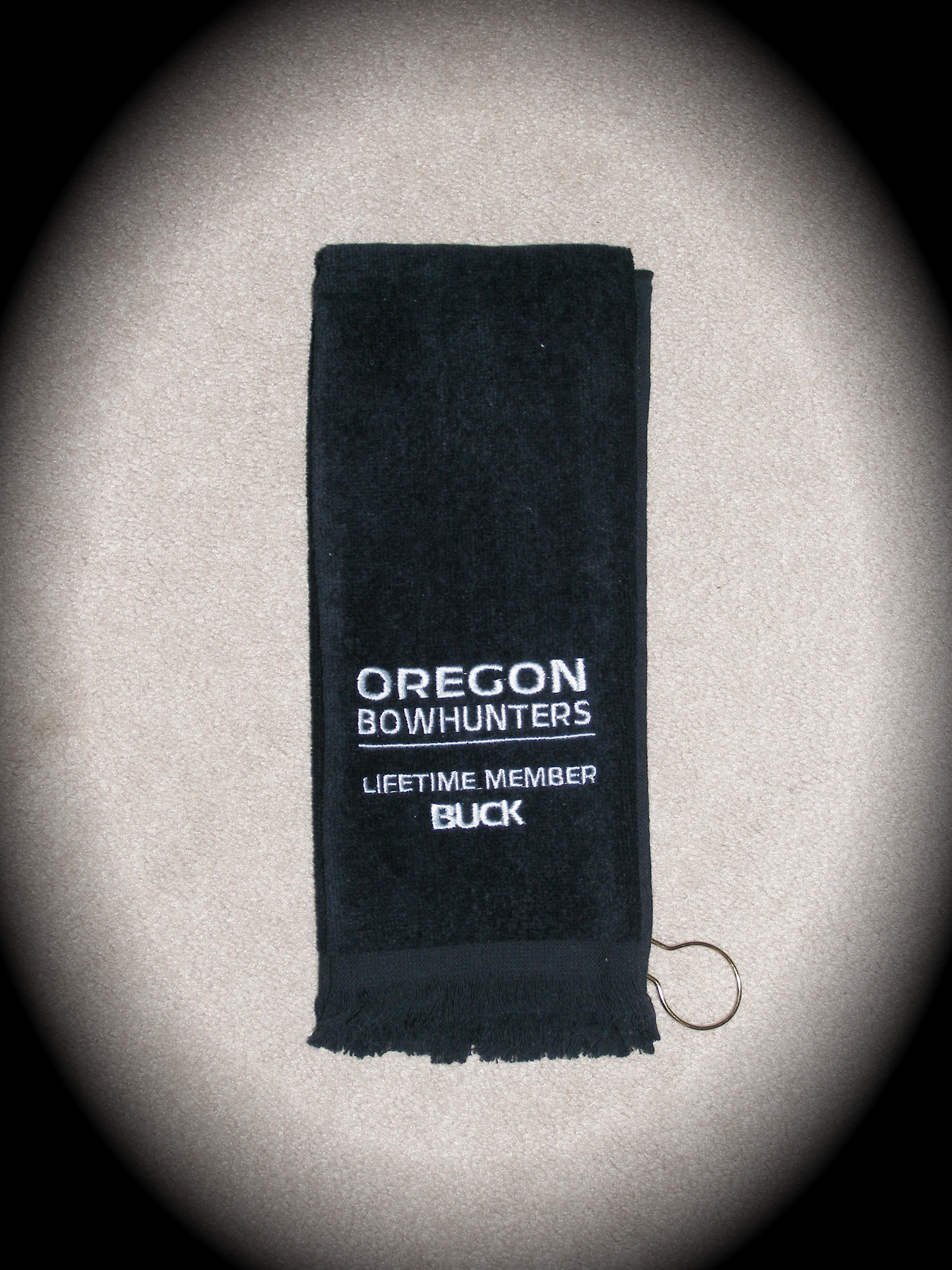 Shooters Towel